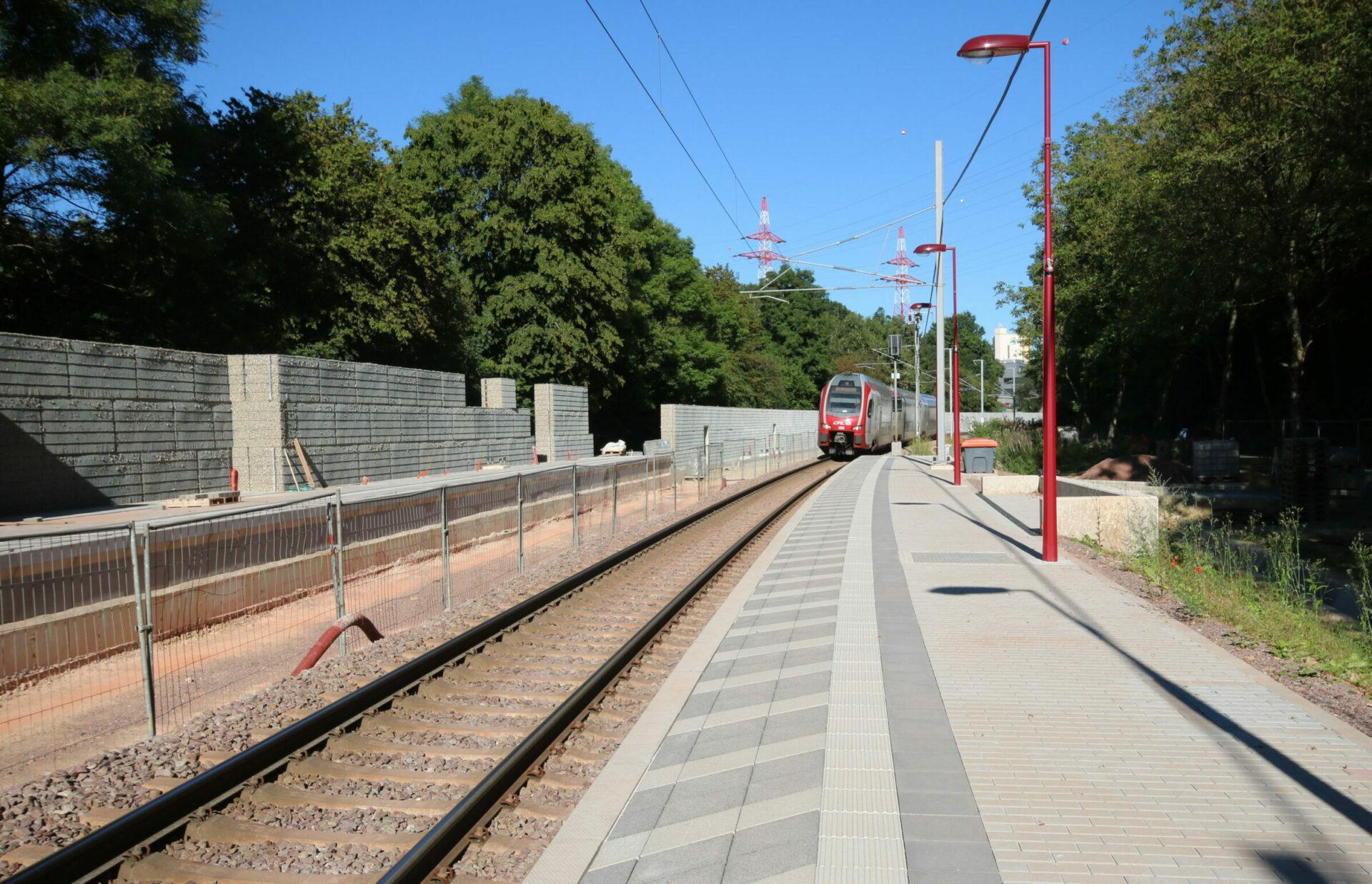 Ligne Luxembourg-Sandweiler