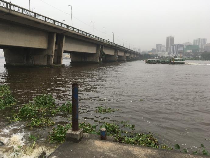 Réhabilitation Pont Félix Houphouët Boigny dans la Ville d'Abidjan
